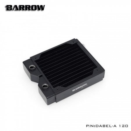 Barrow Radiator 120MM Dabel-a series  34MM (รับประกัน 1 ปี)