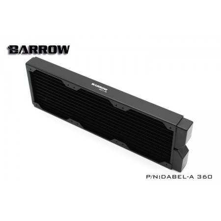 Barrow Radiator 360MM Dabel-a series  34MM (รับประกัน 1 ปี)