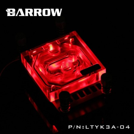 Barrow CPU Water Block AMD RYZEN AM4