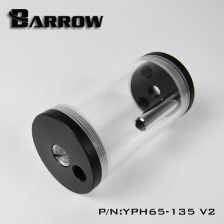 Barrow Reservoir YPH65-135 V2 :135MM Black