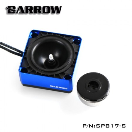 Barrow pump SPB17-S  PWM (DDC) transparent-black