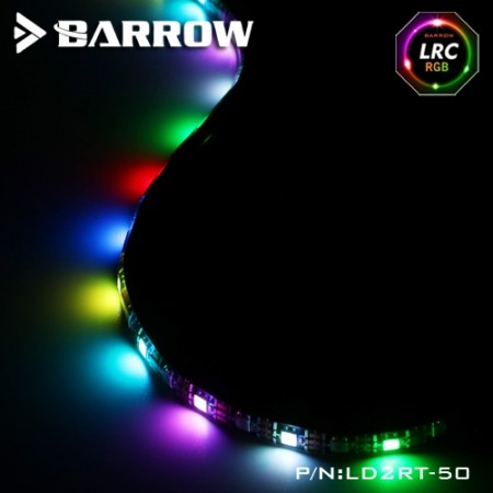 Barrow Multi colour led strip water proof 50 CM Aurora
