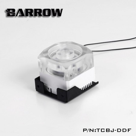 Barrow DDC bracket black
