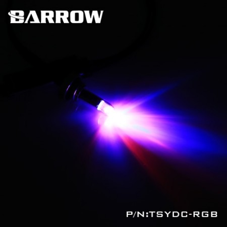 Barrow RGB full-color quartz compound lengthens (ไฟส่องแทงค์ RGB)