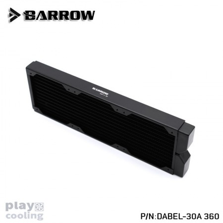 Barrow Radiator 360MM Dabel-a series  30MM (รับประกัน 1 ปี)