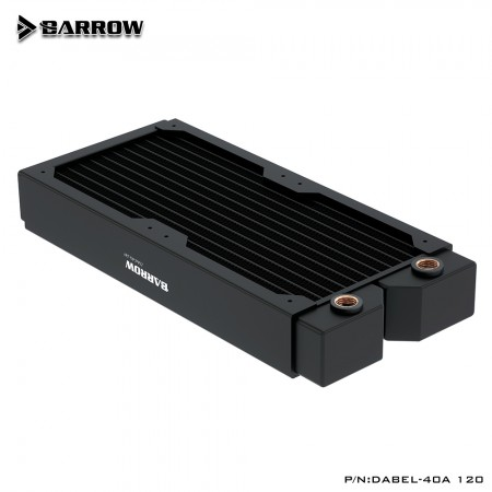 Barrow Radiator 240MM Dabel-a series  45MM (รับประกัน 1 ปี)