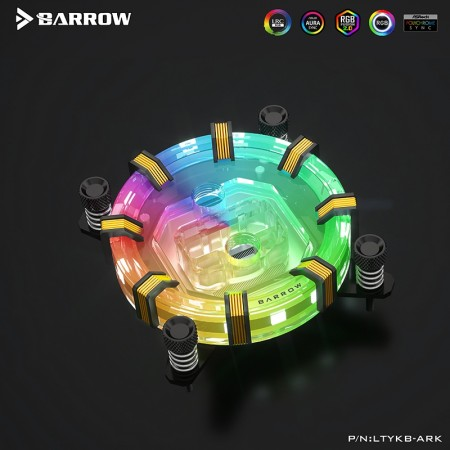 (SEAL) Barrow Energy Series X99 Aurora limited edition Black (รับประกัน 1 ปี)