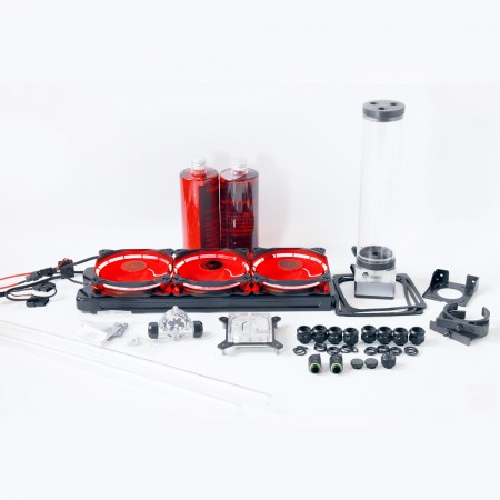 Premium Hard Tube 14mm Water Cooling Kit