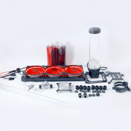 Premium D5 Hard Tube 14mm Water Cooling Kit