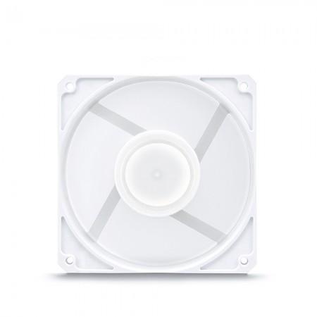 PlayCool 3000GT High-Performance Radiator Fan 120mm 3000 RPM - White (พัดลมประสิทธิภาพสูง 3000RPM รับประกัน 1 ปี)