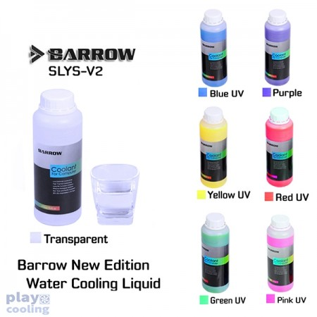 Barrow New Edition Water Cooling Liquid SLYS-V2 lake blue