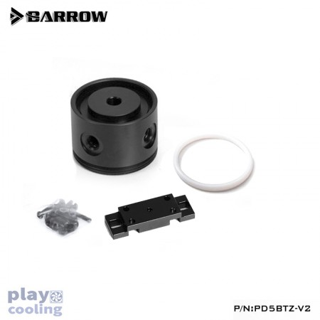 Barrow Top For D5/SPG40A Pump Cover Black (รับประกัน 1 ปี)