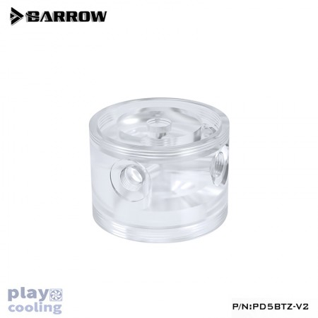 Barrow Top For D5/SPG40A Pump Cover transparent  (รับประกัน 1 ปี)