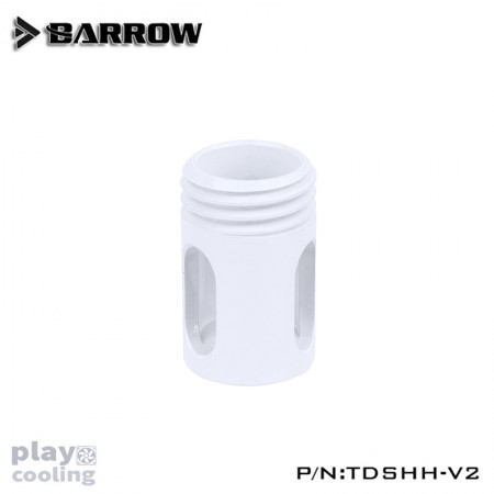 Barrow Multi stage Anti cyclone White